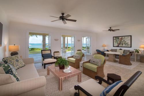 Tortuga Bay Living Room