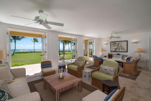 Tortuga Bay Living Room wide view